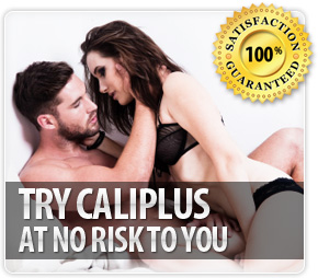 Try Caliplus at no risk to you